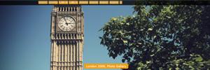2009年London旅行のギャラリーサイト