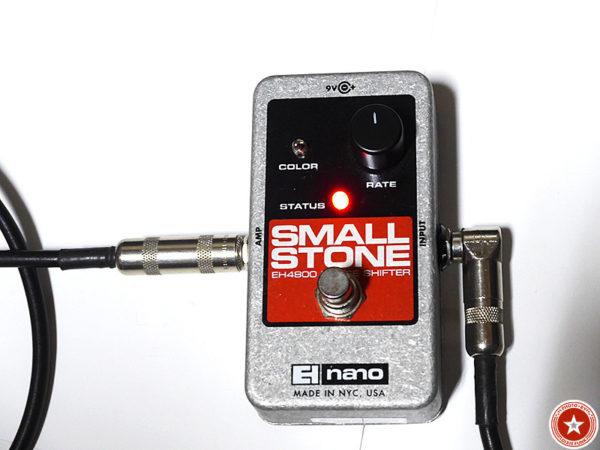 【フェイザーの名機】エレクトロ・ハーモニックスの『Small Stone nano』をご紹介したブログ記事の写真7枚目