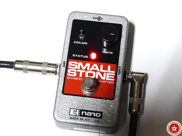 【フェイザーの名機】エレクトロ・ハーモニックスの『Small Stone nano』をご紹介したブログ記事の写真9枚目
