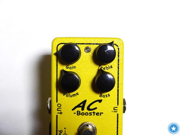 【AC BoosterにRC BoosterにXW-1】 Xoticお気に入りのエフェクターをご紹介したブログ記事の写真5枚目