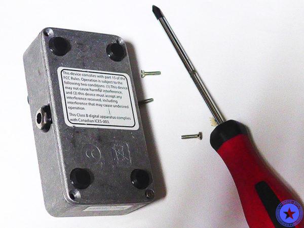 エレクトロ・ハーモニックス社のコンパクトで使いやすいコーラス・エフェクター『Neo Clone』をご紹介したブログ記事の写真6枚目
