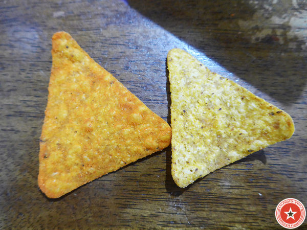 日本のドリトス【メキシカン・タコス味】とメキシコのドリトス【ナチョス味】を食べ比べした感想を書いたブログ記事の画像4枚目