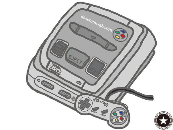 iPadで描いたスーパーファミコンの絵 : その2