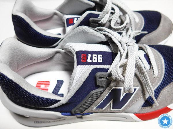 ユナイテッドアローズ&ニューバランスがコラボした『997シリーズ』の靴の画像7枚目