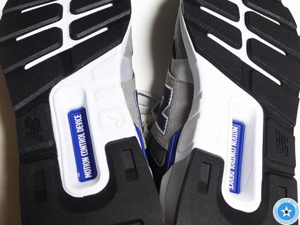 ユナイテッドアローズ&ニューバランスがコラボした『997シリーズ』の靴の画像8枚目