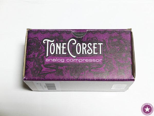 エレクトロ・ハーモニックス社のアナログ・コンプレッサー/サステイナー『Tone Corset』をご紹介したブログ記事の画像3枚目