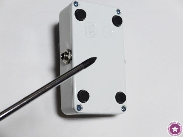 エレクトロ・ハーモニックス社のアナログ・コンプレッサー/サステイナー『Tone Corset』をご紹介したブログ記事の画像6枚目