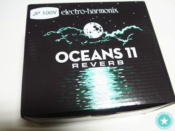 今流行りのネオソウルギターのサウンドつくりにもぴったり⁉新しくなったエレクトロ・ハーモニックス社のリバーブ『Oceans 11』をご紹介したブログ記事の画像2枚目