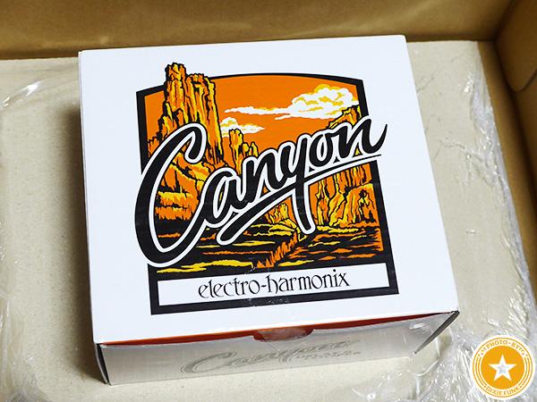 ルーパーとしても使える便利なギターエフェクター!新しくなったエレクトロ・ハーモニックス社のディレイペダル『Cyanon』をご紹介したブログ記事の画像2枚目