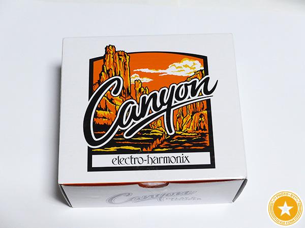 ルーパーとしても使える便利なギターエフェクター!新しくなったエレクトロ・ハーモニックス社のディレイペダル『Cyanon』をご紹介したブログ記事の画像3枚目