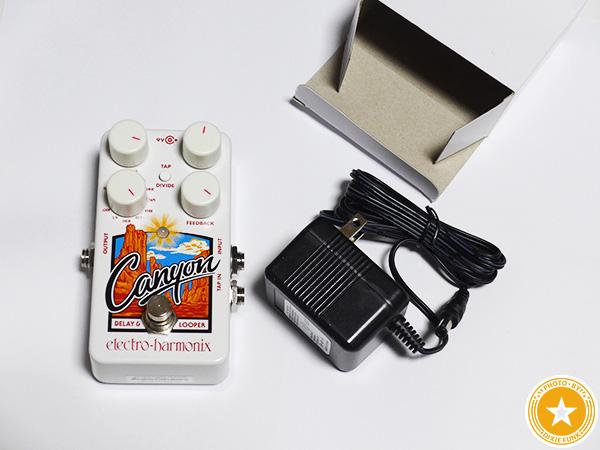 ルーパーとしても使える便利なギターエフェクター!新しくなったエレクトロ・ハーモニックス社のディレイペダル『Cyanon』をご紹介したブログ記事の画像5枚目