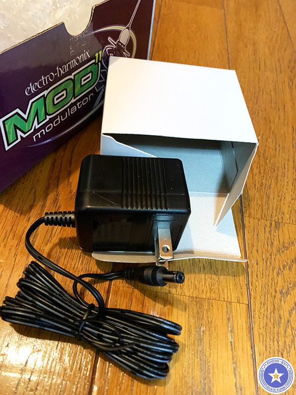 トレモロにコーラスにフランジャーやフェイザーとしても使える便利なギターエフェクター!エレクトロ・ハーモニックス社のデジタルモジュレーター『MOD 11』をご紹介したブログ記事の画像4枚目