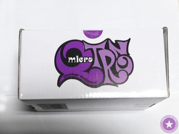 エレクトロ・ハーモニックス社が誇るエンベロープフィルターの名器『Micro Q-Tron』をご紹介したブログ記事の製品画像3枚目