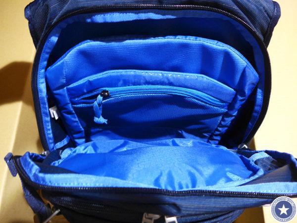 ノートパソコンも収納可能な通勤通学にもおすすめのスーリーのおしゃれなリュックをご紹介しまたブログ記事の写真5枚目
