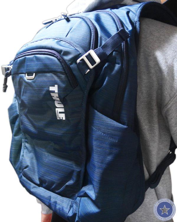 ノートパソコンも収納可能な通勤通学にもおすすめのスーリーのおしゃれなリュックをご紹介しまたブログ記事の写真11枚目