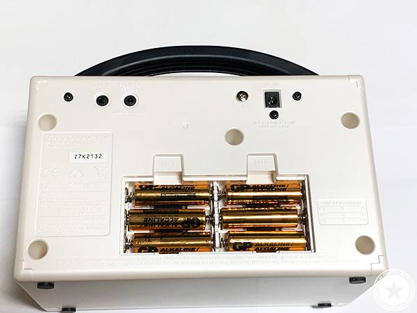 BOSSの小型ギターアンプ 『KATANA-MINI WH』を 購入して使用した感想を書いたブログ記事の写真10枚目